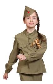 Костюм солдаточки детский