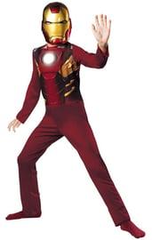 Детский костюм отважного Железного человека