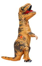 Детский надувной костюм Ти-Рекса