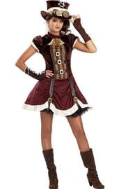 Подростковый костюм в стимпанк стиле