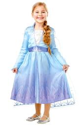 Детское платье королевы Эльзы