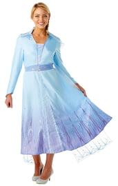 Взрослое платье королевы Эльзы
