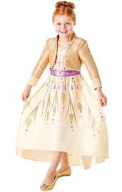 Детское платье Анны Холодное сердце