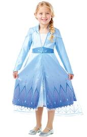 Детское платье королевы Эльзы Холодное сердце