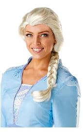 Взрослый парик Эльзы