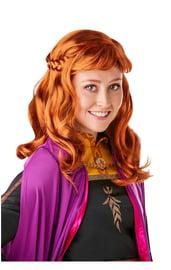 Взрослый парик принцессы Анны