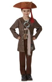 Детский костюм Джека Воробья делюкс