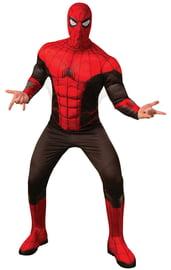 Взрослый костюм Человека-паука делюкс
