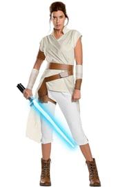 Взрослый костюм Рей из Звездных войн