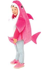 Детский костюм розовой акулы
