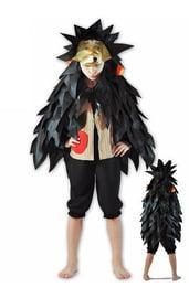 Детский костюм ежика с фруктами