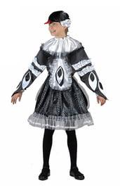 Детский костюм нарядной сороки