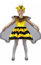 Детский костюм трудолюбивой пчелки