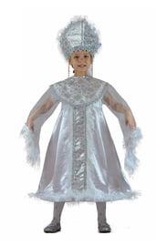 Детский костюм Зимушки Зимы