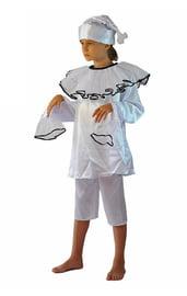 Детский костюм Пьеро