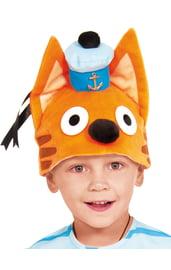 Детская шапка Кот Коржик