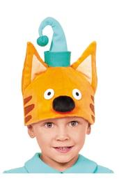 Детская шапка Кот Компот