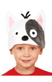 Детская шапка Кот Гоня