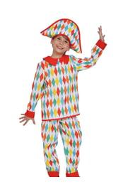 Детский костюм Арлекино
