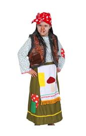 Детский костюм Дремучей Бабы-Яги
