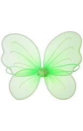 Детские зеленые крылья