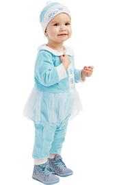 Костюм Снегурочки для малышей