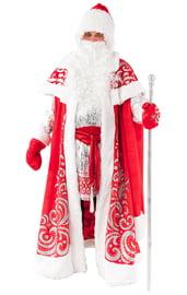 Взрослый костюм Царского Деда Мороза