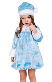 Детский костюм Снегурки