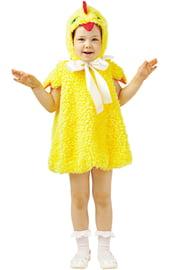 Детский костюм пушистой Курочки