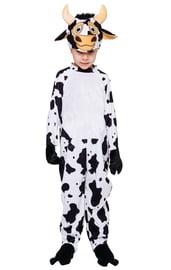 Детский костюм плюшевого Бычка