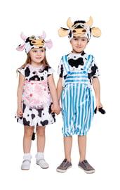 Детский костюм Коровки Зорьки
