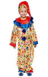 Детский костюм праздничного Скомороха