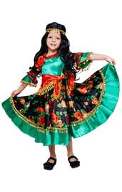 Детский костюм Цыганки Рады