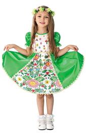Детский костюм Весны-красны