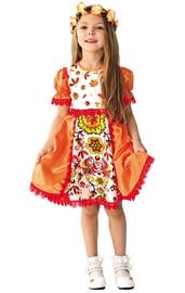 Детский костюм прелестной Осени