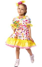 Детский костюм яркой Конфетки