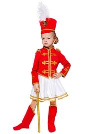 Детский костюм Мажоретки с тростью
