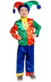 Детский костюм Горохового Скомороха