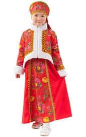 Детский костюм красной Масленицы