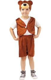 Детский костюм Медведя Потапика