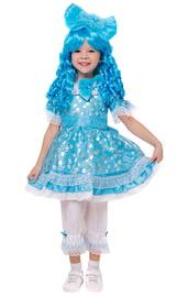 Детский костюм Мальвины из сказки