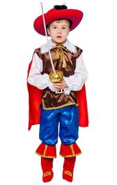 Детский костюм волшебного Кота в сапогах