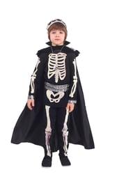 Детский костюм светящегося Кощея