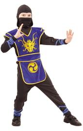 Детский костюм неуловимого Ниндзя