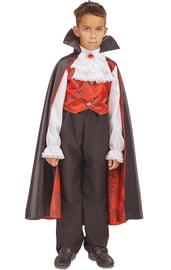 Детский костюм ночного Дракулы