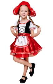 Детский костюм Красной Шапочки из сказки