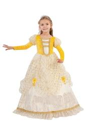 Детский костюм прекрасной Принцессы Белль
