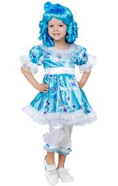 Детский костюм прекрасной Мальвины