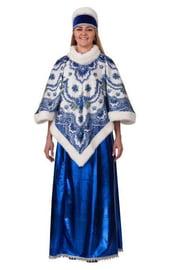 Взрослый костюм Синей Масленицы