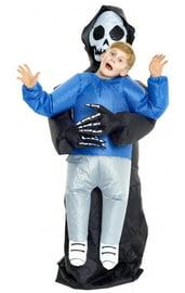 Детский надувной костюм Захват смерти